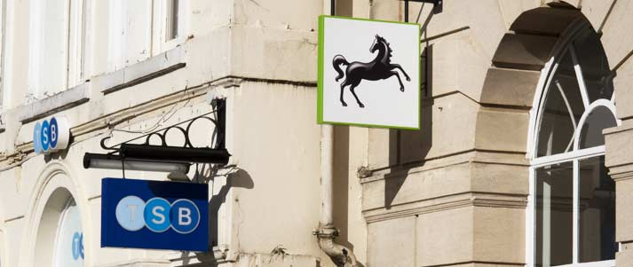 lloyds and tsb banks