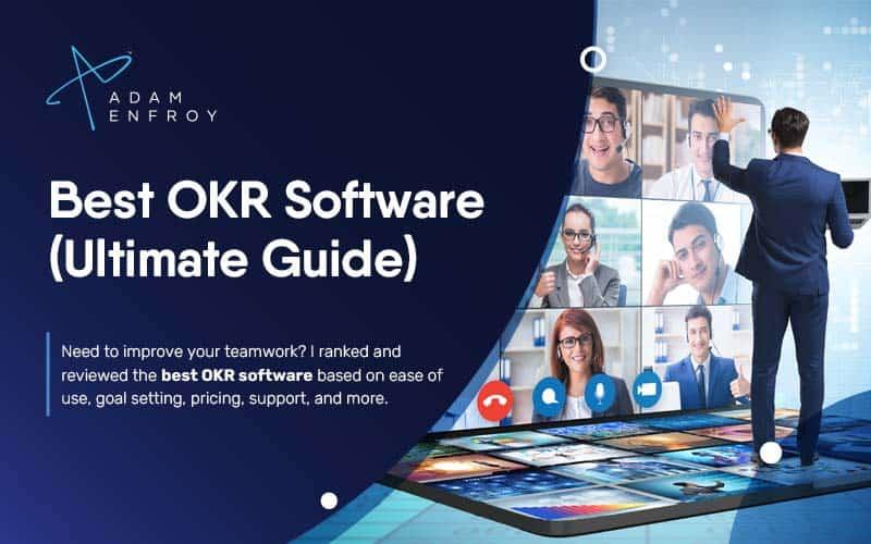 Best OKR Software of 2021