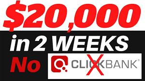 $20K per Week Affiliate Method
