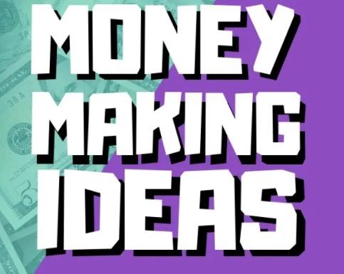 make money ideas